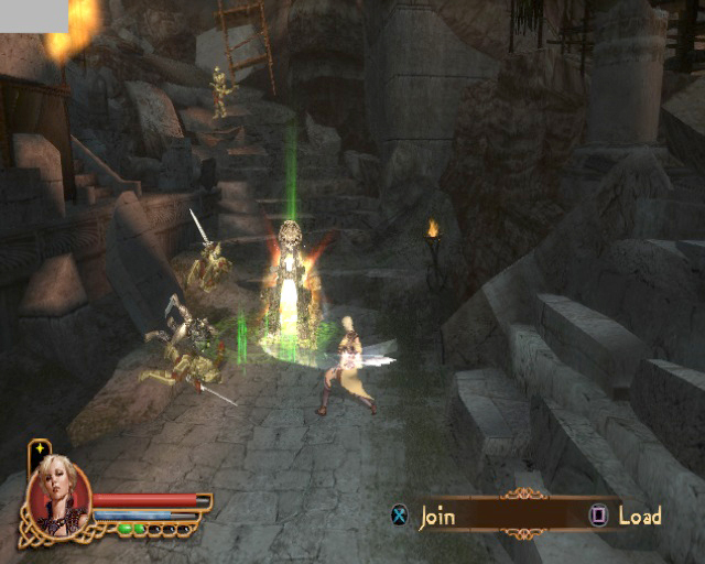 gauntlet for ps2
