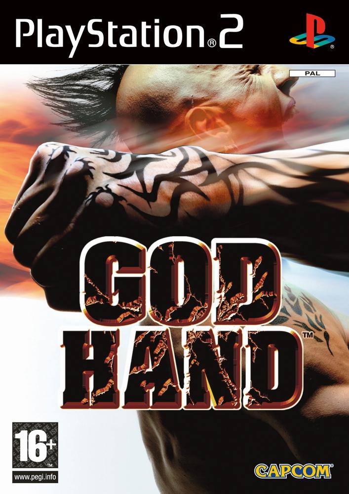 God Hand Europe En Fr De Es It Iso