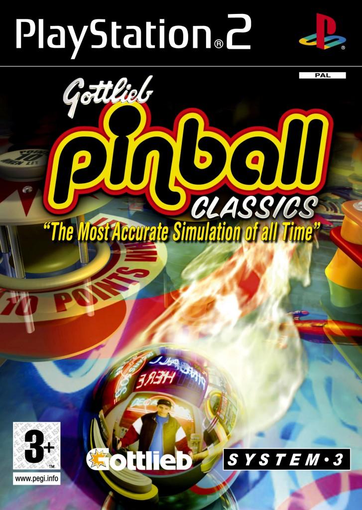 Gottlieb Pinball Classics (Europe) (En,Fr,De,Es,It) ISO < PS2 ISOs
