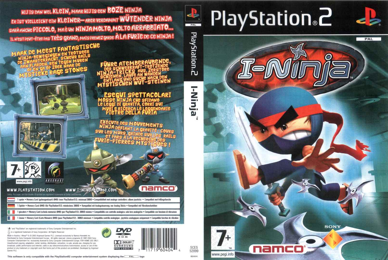 ps2 iso rom pack