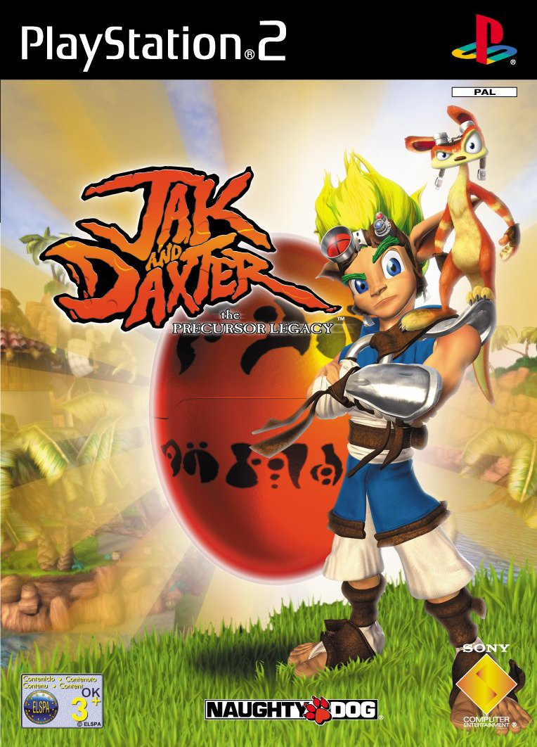 jak and daxter ps2 iso pal