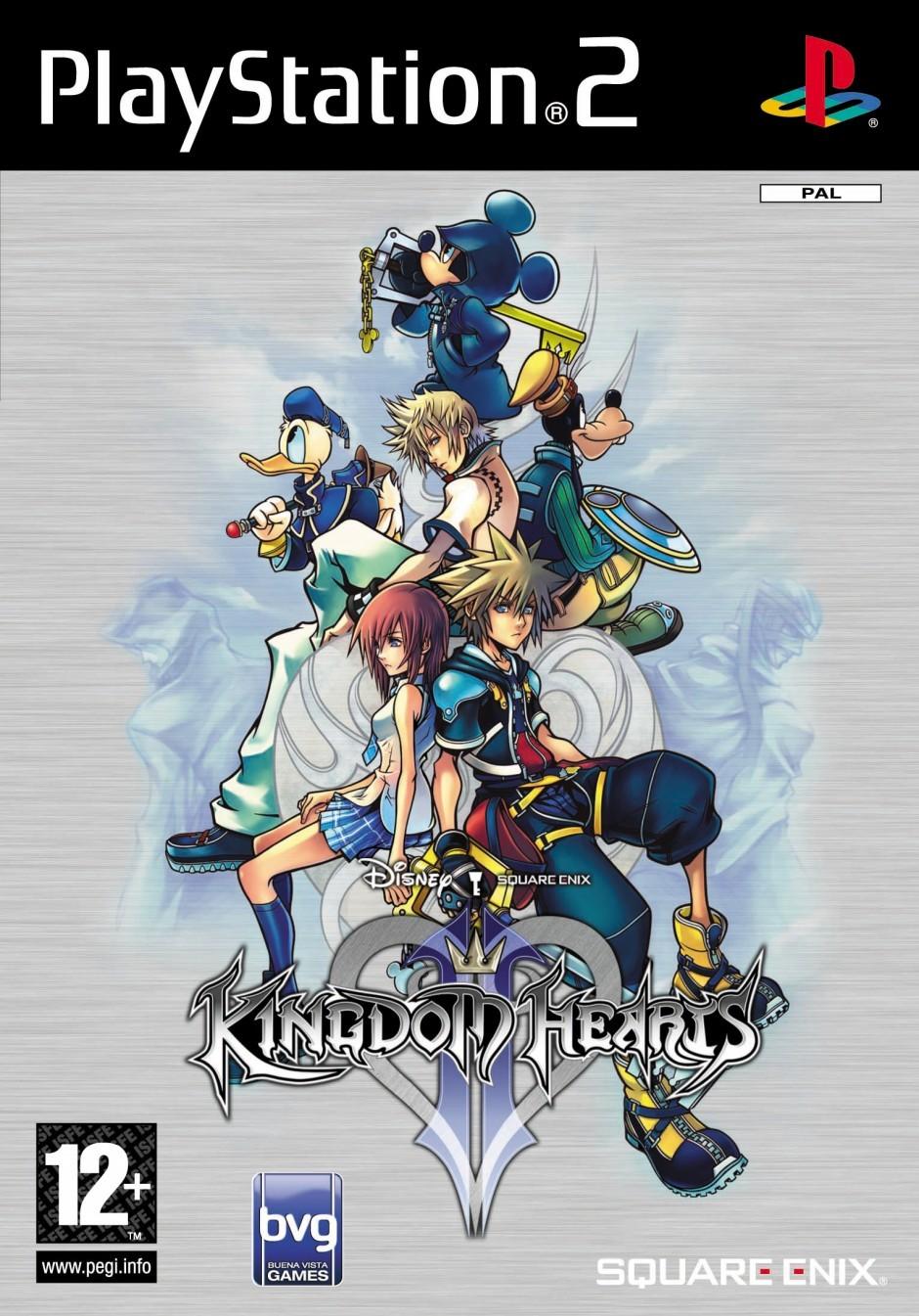 Kingdom Hearts II (France) ISO < PS2 ISOs | Emuparadise