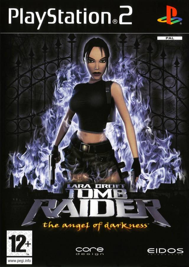 Lara Croft Tomb Raider The Angel Of Darkness Europe En Fr De Es It Iso Ps2 Isos Emuparadise