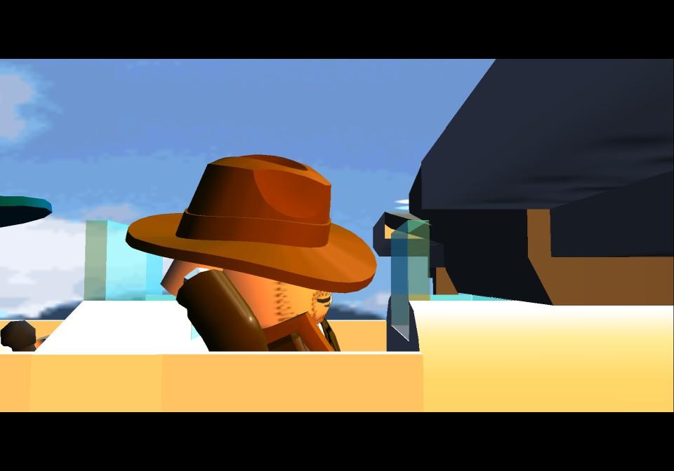 LEGO Indiana Jones: The Original Adventures (PS2) 1