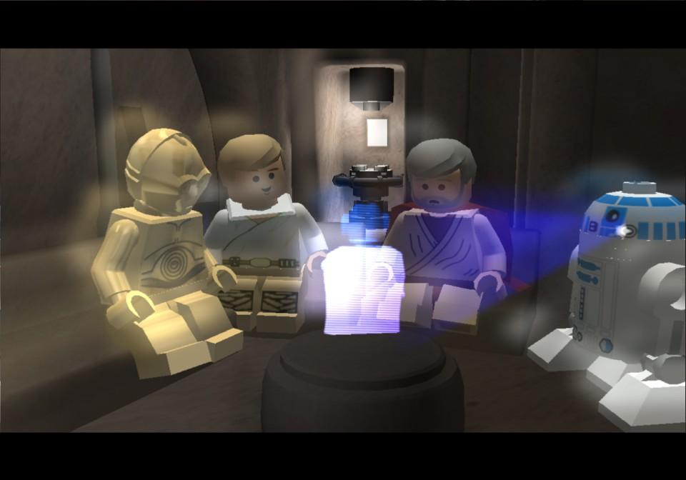 Screenshot Thumbnail Media File 1 For LEGO Star Wars II