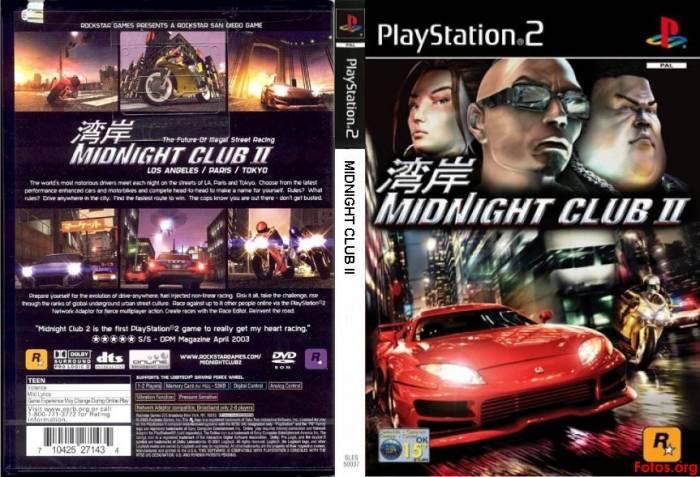 скачать торрент Midnight Club Ii - фото 3