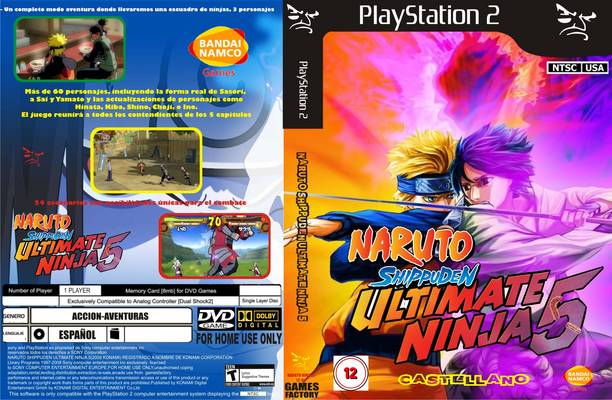 download game naruto shippuden ultimate ninja 5 iso ppsspp