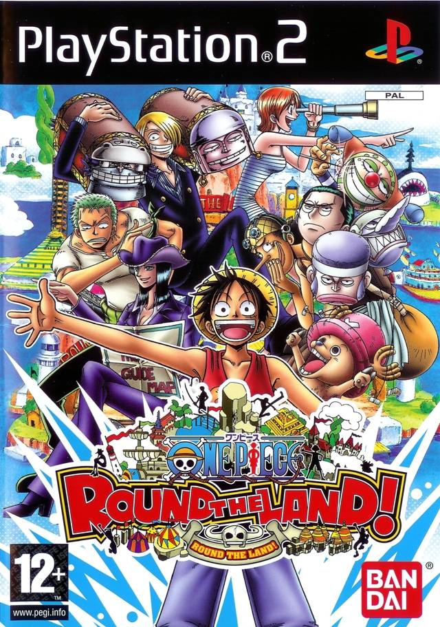 One Piece - Round the Land! (Europe) (De,Es,It) ISO < PS2 ISOs ...