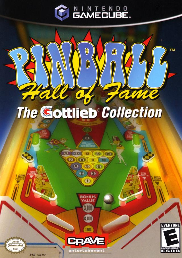 Pinball hall of fame ps2 iso files pal