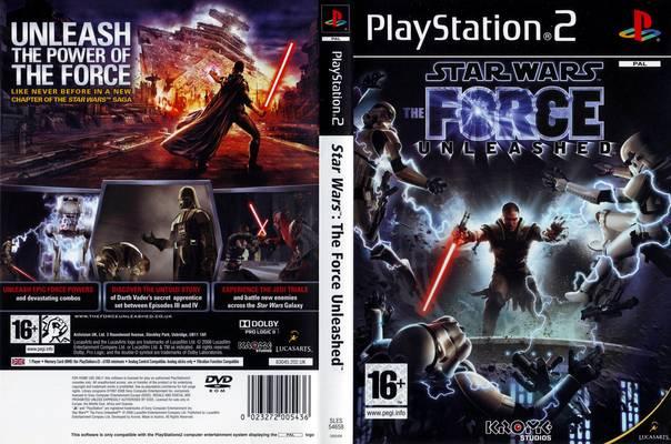 Скачать Stars Wars The Force Unleashed на PSP