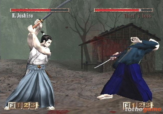 samurai game ps2