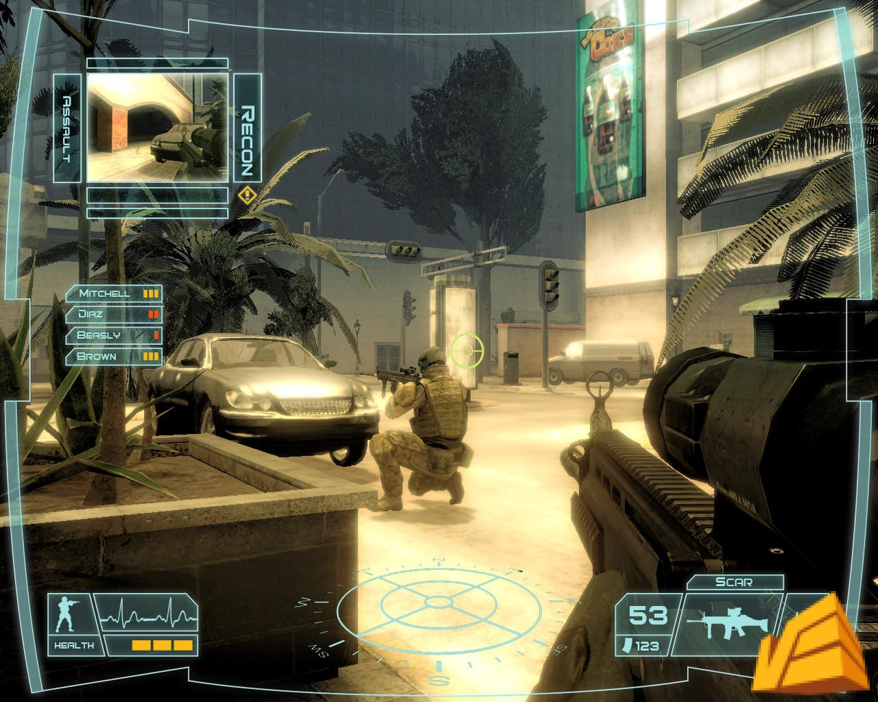 ghost recon jeu playstation - photo #46