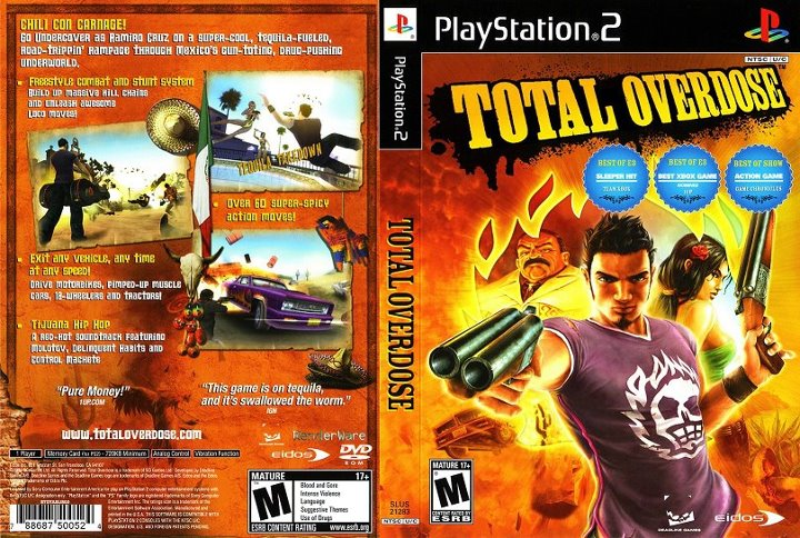 Total overdose pc game free download for windows 7 mon premier blog.