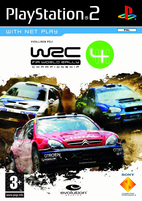 wrc 4 the official game of the fia world rally championship europe en fr de es it pt no fi. Black Bedroom Furniture Sets. Home Design Ideas