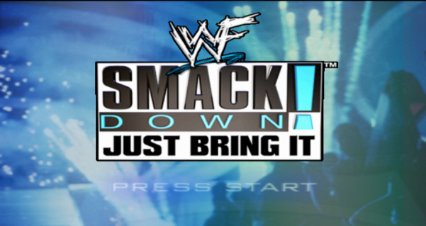 Image result for smackdown just bring it