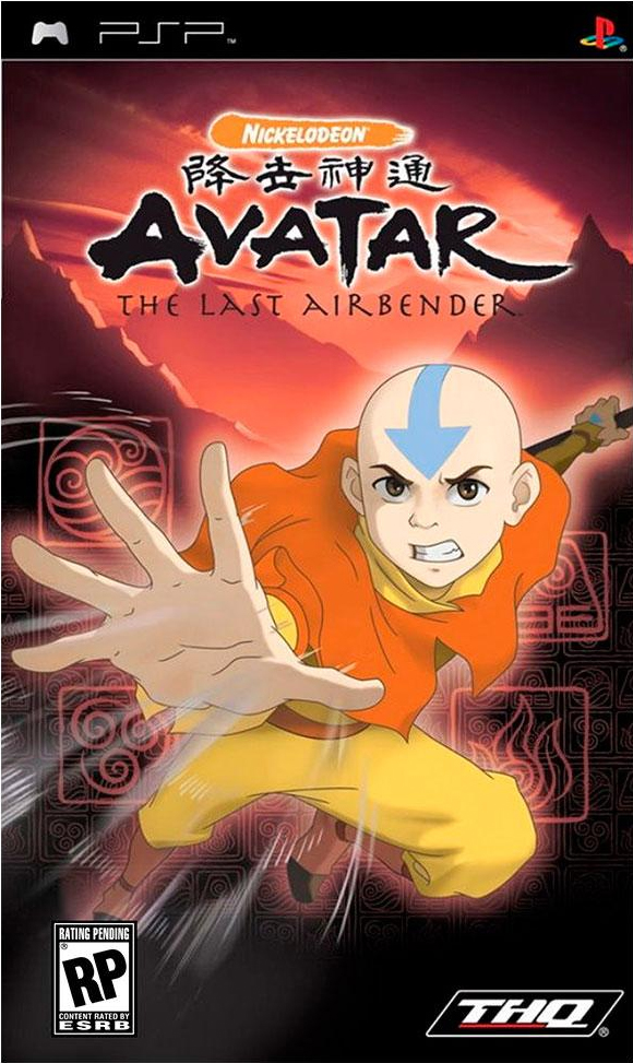 Avatar - The Last Airbender (USA) ISO Download < PSP ISOs