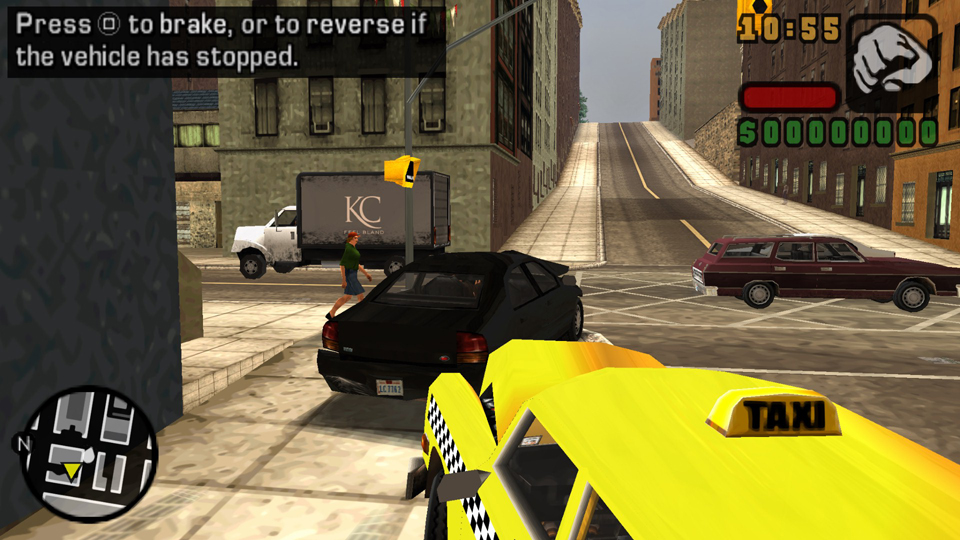 la sauvegarde de gta liberty city stories sur psp
