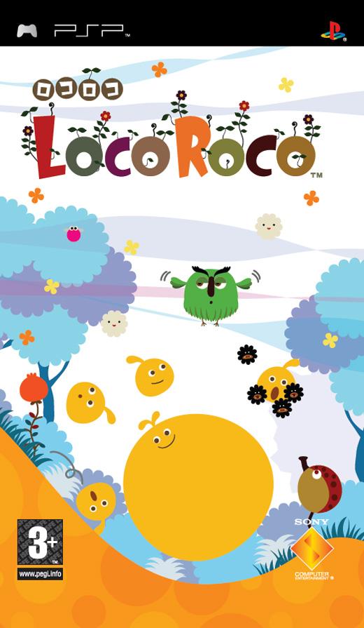 Скачать loco roco на пк