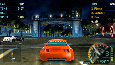 need for speed undeground rivals