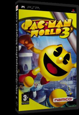 скачать игру Pacman на Psp - фото 5