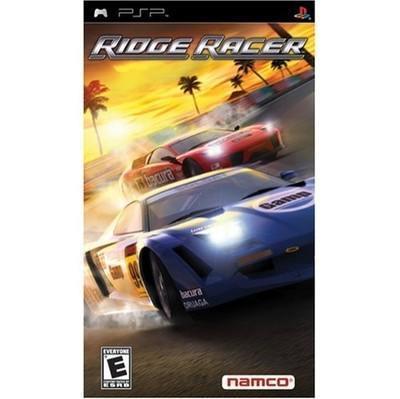 Ridge racer psp torrent