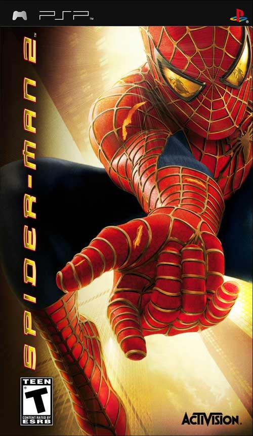 скачать игру Spider Man на Psp - фото 4