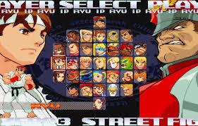 Street Fighter Zero 3 Double Upper Japan Iso