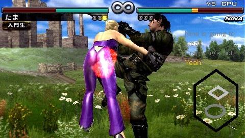 💋 Tekken 5 dark resurrection psp android | Tekken 5 Dark