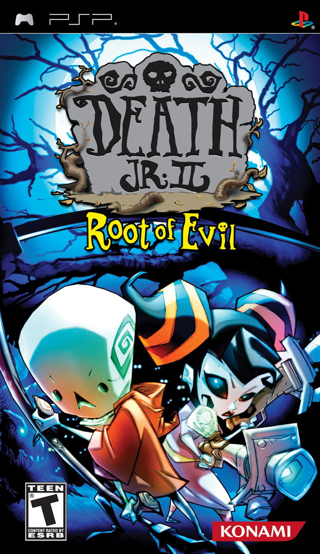 Death Jr II - Root of Evil (USA) ISO < PSP ISOs | Emuparadise