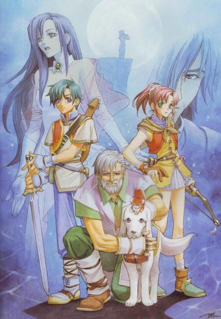Legend Of Heroes III, The - Song Of The Ocean ROM