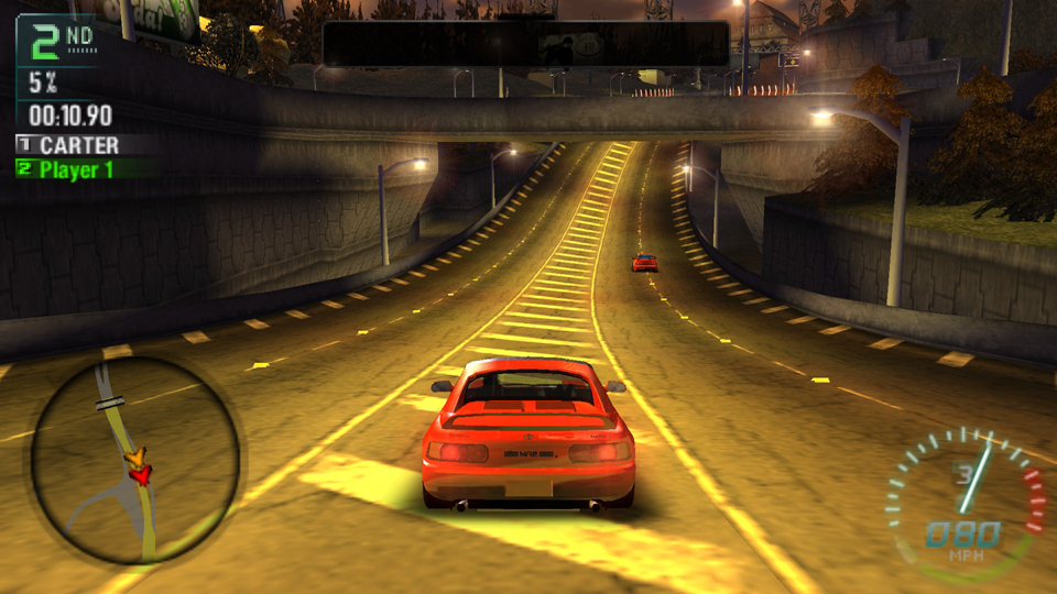 need for speed carbon per pc download gratis italiano