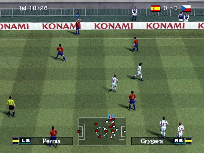 Pro Evolution Soccer 6 (Europe) ISO < PSP ISOs | Emuparadise