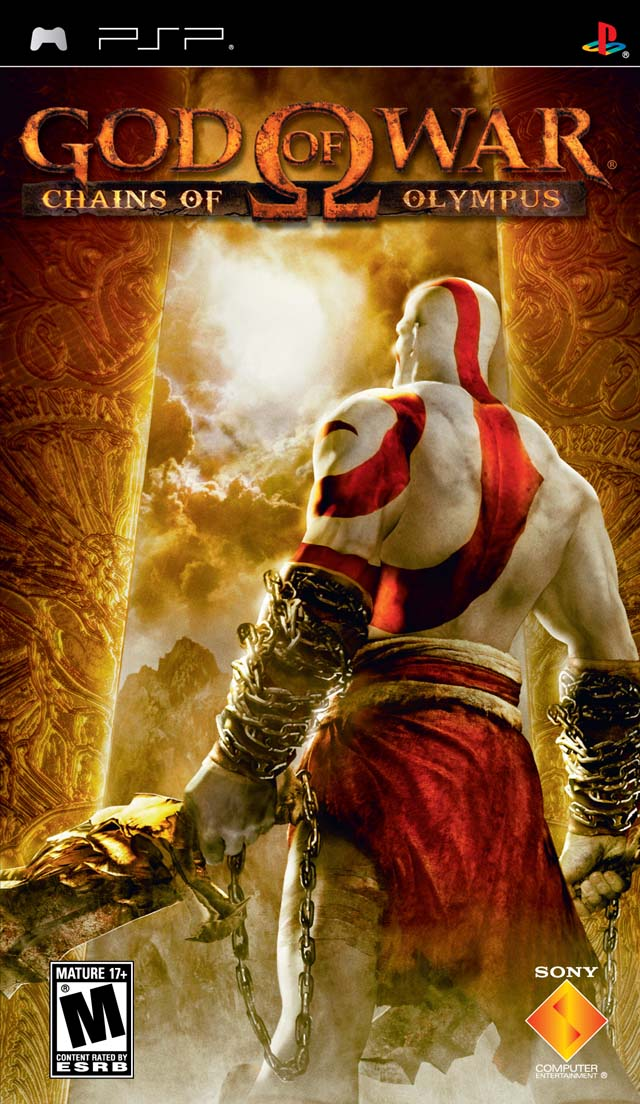God Of War Psp : God of war chains olympus usa iso