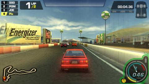 55d17b6fe Screenshot Thumbnail / Media File 1 for Need for Speed - ProStreet (Europe)