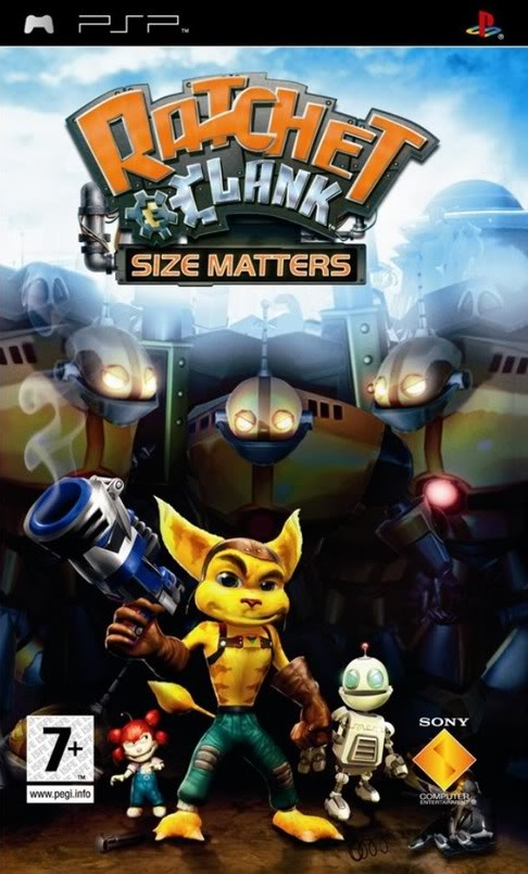 ratchet and clank psp iso