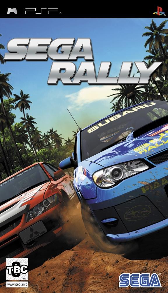 Sega rally psp скачать торрент