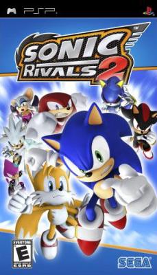 sonic rivals 2 psp eboot