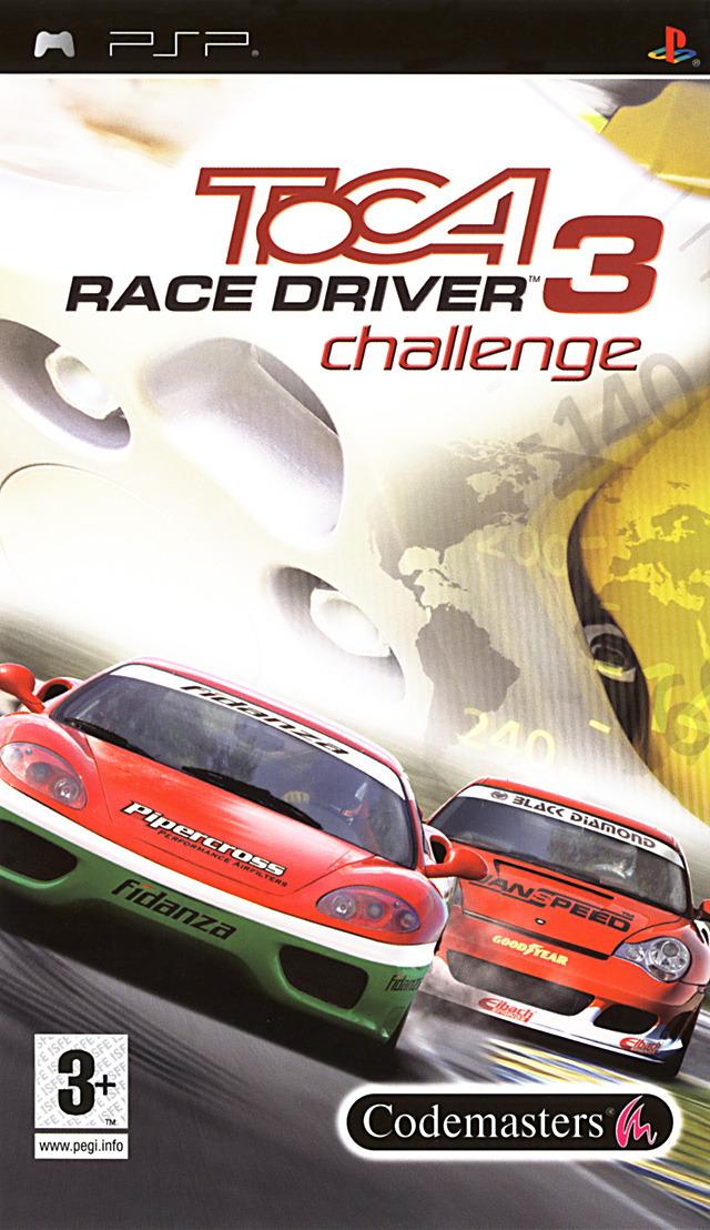 TOCA Race Driver 3 Challenge (EUR) | NVIDIA SHIELD …