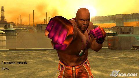 Tekken Dark Resurrection V2 Europe Iso Psp Isos Emuparadise