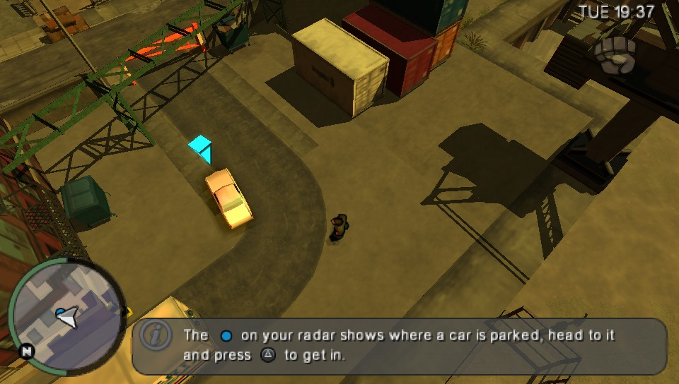 Grand Theft Auto- Chinatown Wars Android PSP (USA) ISO Rom