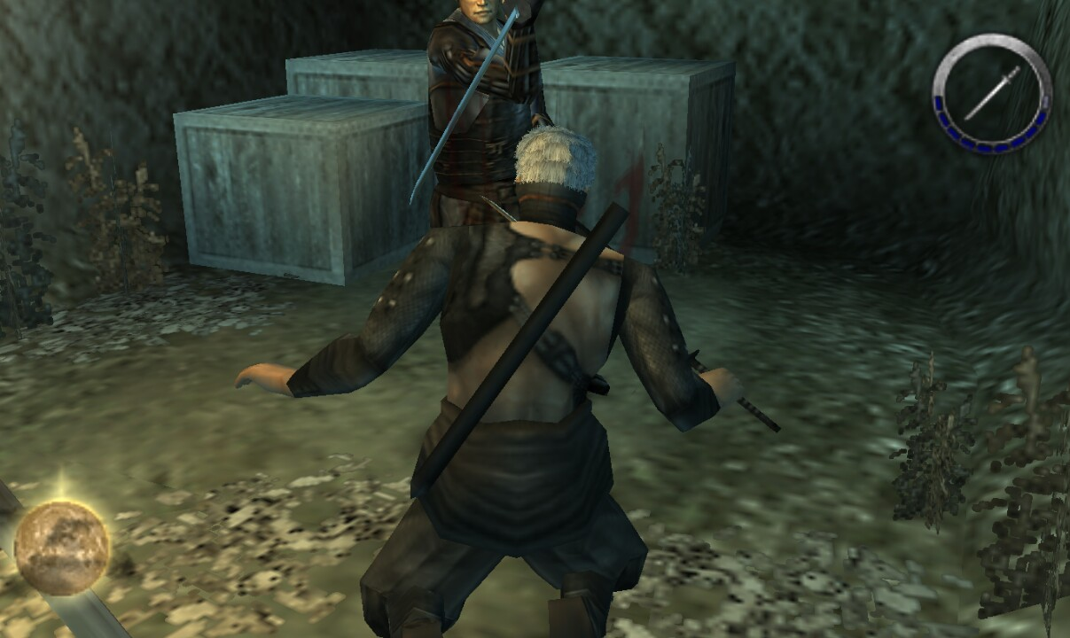 tenchu shadow assassins psp iso