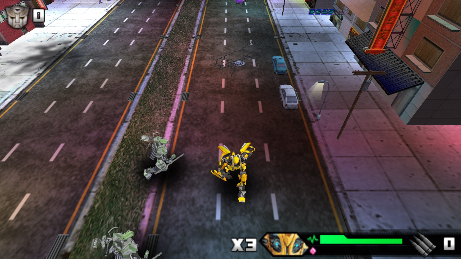 transformers 2 games free download for android