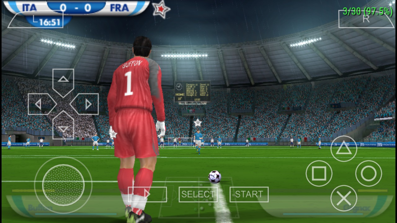 2010 FIFA World Cup South Africa (USA) ISO Download < PSP