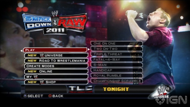 DOWNLOAD WWE SMACKDOWN VS RAW 2011 ISO PSP ROM – Site Title