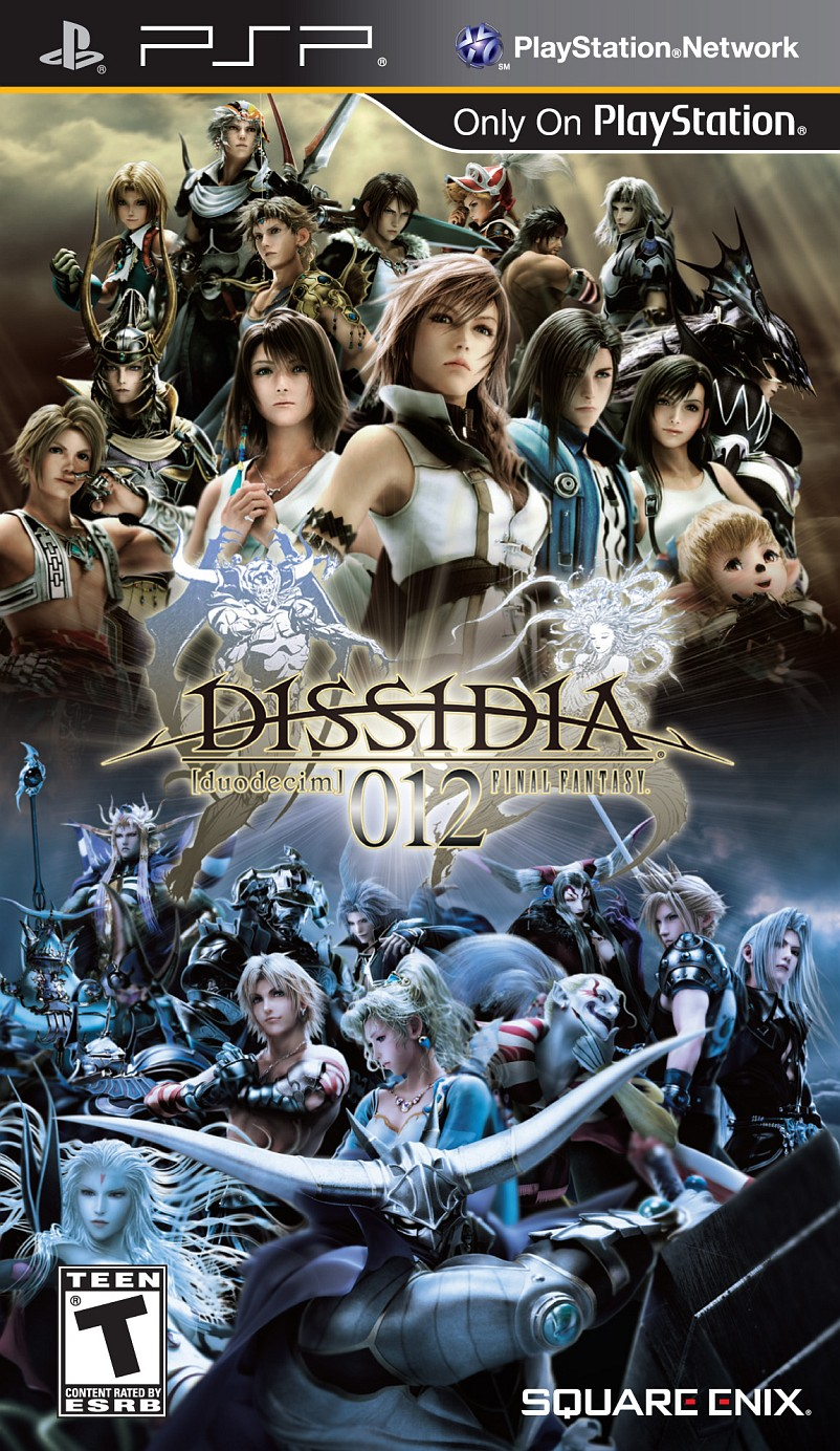 Dissidia 012 - Duodecim Final Fantasy (USA) ISO