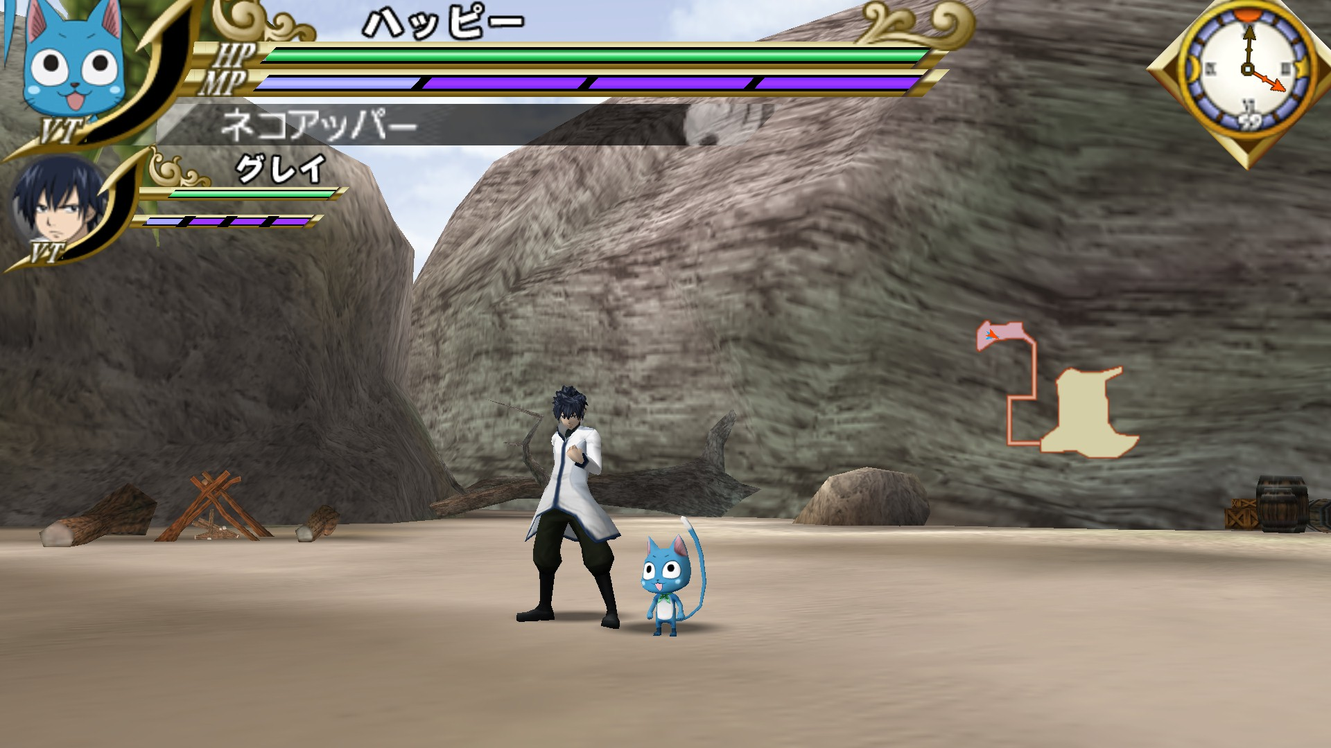Fairy Tail - Portable Guild 2 (Japan) ISO < PSP ISOs