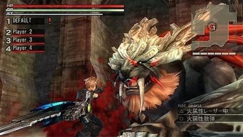 god eater 2 rage burst iso