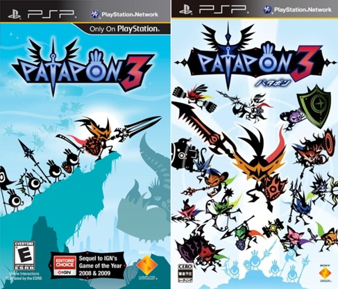 patapon 3 psp rom download