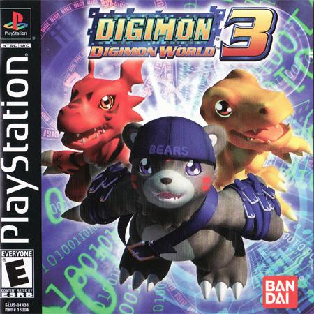 Digimon World 3 (USA) ISO < PSX2PSP ISOs | Emuparadise