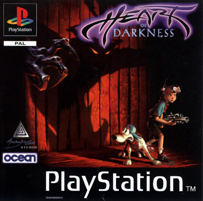 Heart of Darkness (USA) ISO < PSX2PSP ISOs | Emuparadise